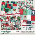 A Merry December-Bundle by Melissa Bennett and Meghan Mullens