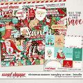 Christmas Season: Naughty or Nice bundle by Digital Scrapbook Ingredients
