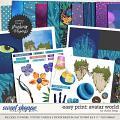 Remember the Magic: AVATAR WORLD- EZ PRINT by Studio Flergs