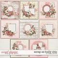 Scrap EZ-Holly Chic by Melissa Bennett