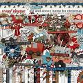 Out and About: Home For Christmas Kit by Grace Lee and Studio Basic Designs