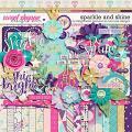 Sparkle and Shine by Blagovesta Gosheva & River Rose Designs
