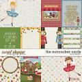 The Nutcracker Cards by LJS Designs