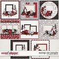 Scrap EZ-Jangle by Melissa Bennett