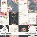 Authentic: Cards by Kristin Cronin-Barrow