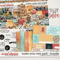 Make Your Own Path Bundle by Digital Scrapbook Ingredients