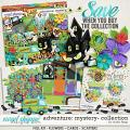Adventure: Mystery- COLLECTION & *FWP* by Studio Flergs