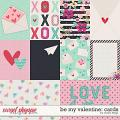 Be My Valentine: CARDS by Studio Flergs