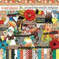 Around the world: Belgium by Amanda Yi & WendyP Designs