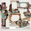Steampunk'd : Clusters by Meagan's Creations