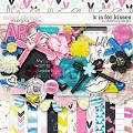 K is for Kisses by Dream Big Designs