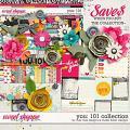 You: 101 Bundle by River Rose Designs & Studio Basic Designs