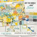 Sunshine in My Soul Collection Bundle by Meagan's Creations