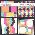 Piece by Piece v.17 Templates by Erica Zane