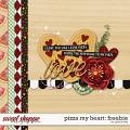 Pizza My Heart: Freebie by Grace Lee