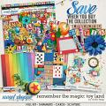 Remember the Magic: TOY LAND- COLLECTION & *FWP* by Studio Flergs