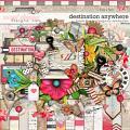 Destination Anywhere Kit:  Simple Pleasure Designs by Jennifer Fehr