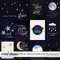 Look Up: When it's Dark look for Stars cards by Kristin Cronin-Barrow