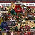 Fire & Blood by Studio Flergs