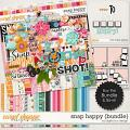 Snap Happy {Bundle} by Digilicious Design