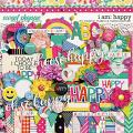 I AM : HAPPY Kit by Melissa Bennett and Meghan Mullens