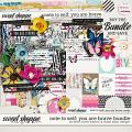 Note To Self: You Are Brave Bundle by Kristin Cronin-Barrow & Studio Basic