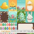 Remember the Magic: EASTER TREATS- CARDS by Studio Flergs