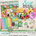 Remember the Magic: EASTER TREATS- COLLECTIONS & *FWP* by Studio Flergs