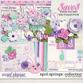 April Springs: Collection by River Rose Designs