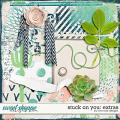 Stuck on You Extras by River Rose Designs