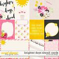 Brighter Days Ahead: Cards by River Rose Designs