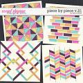 Piece by Piece v.21 Templates by Erica Zane