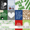 Hole in One - Cards by WendyP Designs