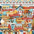 Summer Memories: At The Boardwalk by Digital Scrapbook Ingredients