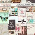 Little Bit O' Whimsy Cards by Simple Pleasure Designs and Studio Basic