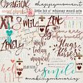 Little Bit O' Whimsy Word Art by Simple Pleasure Designs and Studio Basic