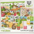 A Prickly Pair Bundle by LJS Designs
