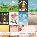 Summer Camp: Cards by lliella designs