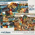 On The Trail & Under The Stars Kit Bundle by Digital Scrapbook Ingredients