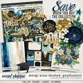 Scrap Your Stories: Graduation- BUNDLE by Studio Flergs & Kristin Cronin-Barrow