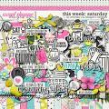 This Week: Saturday by Amanda Yi & Meagan's Creations