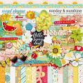Sunday & Sunshine Kit by Studio Basic & WendyP Designs