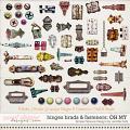 hinges brads & fasteners OH MY: Simple Pleasure Designs by Jennifer Fehr