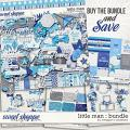 Little Man: Collection Bundle by Meagan's Creations