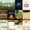 Happy Campers: Cards by Kristin Cronin-Barrow