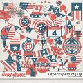 A SPARKLY 4TH OF JULY by Janet Phillips
