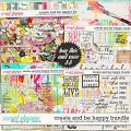 Create & Be Happy Bundle by Simple Pleasure Designs and Studio Basic