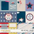 4th of July - Cards by Red Ivy Design