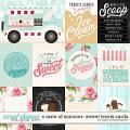 A Taste of Summer: Sweet Treats Cards