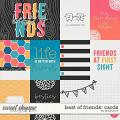 Best of Friends: Cards by Amanda Yi
